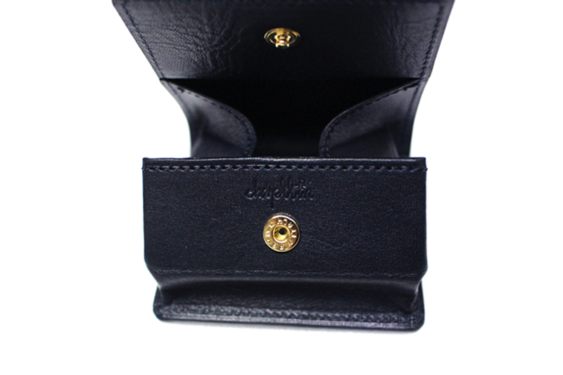 chapllin チャップリン コインケース ELEPHANT LEATHER COIN CASE CPC-BOX-EL-noite
