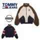 "TOMMY JEANS トミージーンズ ジャケット ""REVERSIBLE POLAR FLEECE LOGO JACKET"" DM0DM08764"