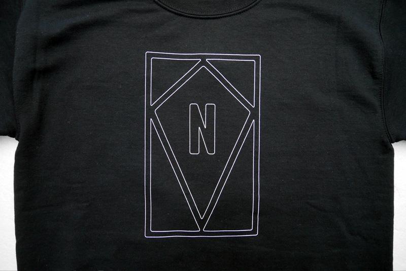 NORMAN ノルマン スウェット Logo Print Crew Neck Sweat Tee Shirts NOR-0036