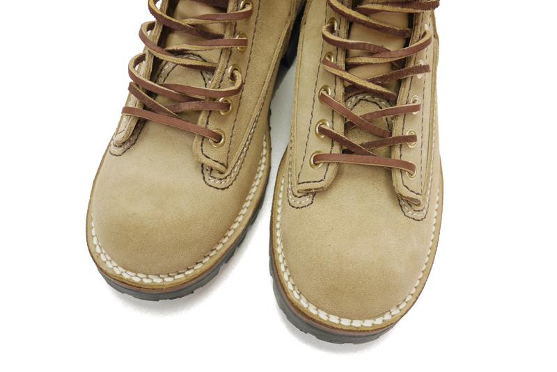 "LONEWOLF ロンウルフ  ブーツ  LONE WOLF BOOTS ""TRUCKER""  COLOR:133/BEIGE  LW01845-133"