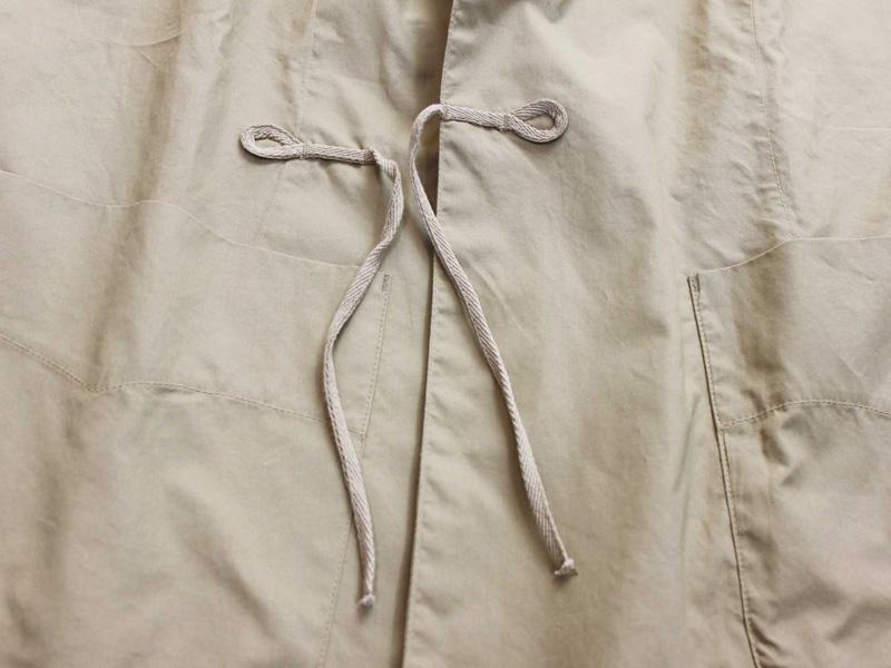 MONITALY モニタリー ジャケット CREWNECK FIELD SHELL M23007