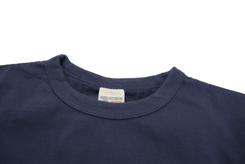 """BUZZ RICKSON'S バズリクソンズ  長袖Tシャツ  334th FTR. INTCP.SQ. """" EAGLES"""" MADE IN USA  BR68632"""