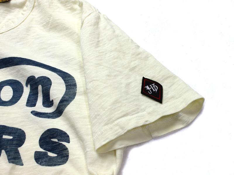 """Johnson Motors ジョンソンモータース 半袖Tシャツ S/S T-SHIRT """"CLASSIC 38"""" MMTS13908"""