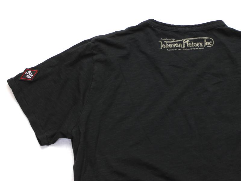 """Johnson Motors ジョンソンモータース 半袖Tシャツ S/S T-SHIRT """"MIDNIGHT VAMPIRE"""" MMTS54217"""