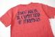 STUDIO D'ARTISAN ステュディオ・ダ・ルチザン 半袖Tシャツ USAコットンプリントTシャツ 8029A