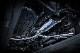 ランドクルーザー・プラド 150系 DTMサイドエキゾーストシステム 4本出しマフラー オーバル117×80