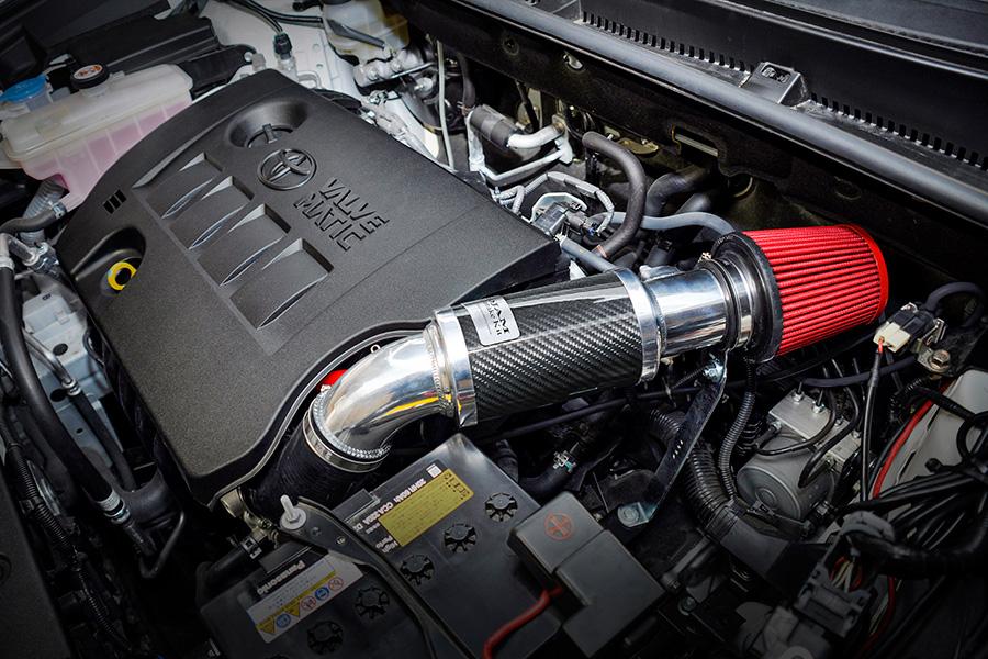 ROJAM│ZERO-1000 エアーインテークキット ハリアー 60系 2.0L 2WD/4WD ガソリン車用