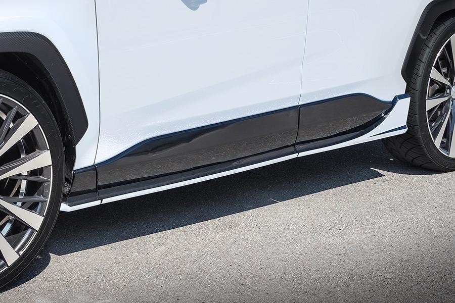 ROJAM IRT GENIK RAV4 50系 X・G・G-Z フロントバンパー・サイド・リアバンパー LED Verセット