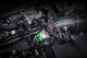 ROJAM スロットルスペーサー アルマイトグリーン ハリアー 80系 2.0L 2WD/4WD ガソリン車用