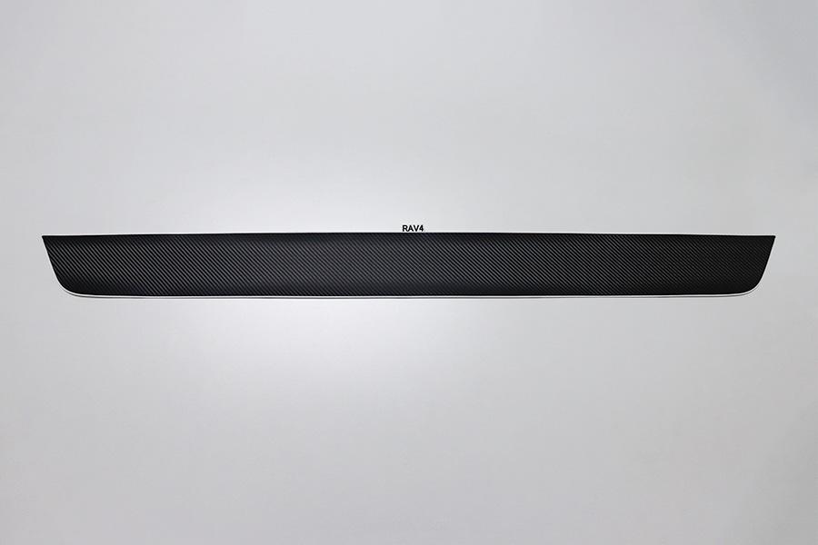 ROJAM カーボンデカール リアゲートパネル RAV4 50系用