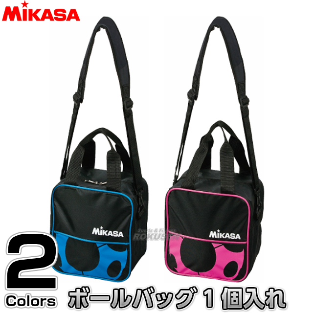 ミカサ・MIKASA サッカーボールバッグ 1個入れ FS1C サッカーバッグ