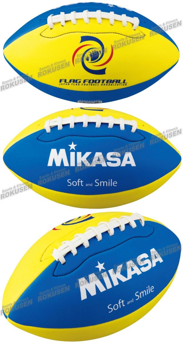 ミカサ・MIKASA フラッグフットボール フラッグフットボール FF-YBL