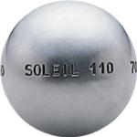 ペタンク ペタンク用ボール 国際連盟公認球 SOL球 3個セット SRP-62