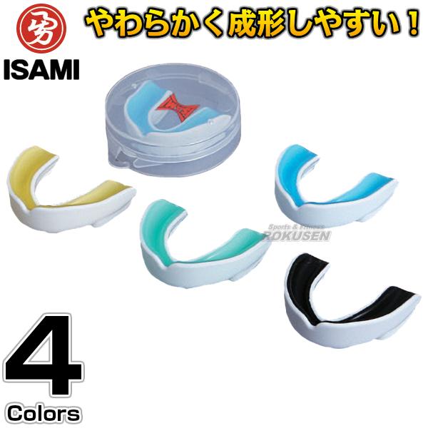 ISAMI・イサミ ジェルマウスピース シングル TT-21(TT21) マウスガード