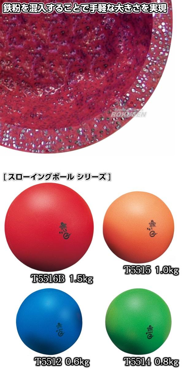 NISHI ニシ・スポーツ スローイングボール 0.8kg T5514 投擲 ニシスポーツ