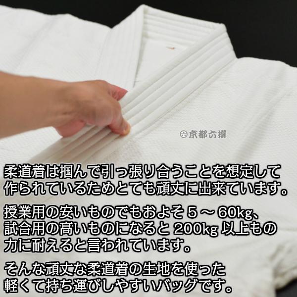 sasicco正規品 トートバッグ コールバッグ Sサイズ ブラック/レッド/消防刺子 ハンドバッグ 三河木綿 柔道着の生地で作ったバッグ 日本製 タネイ