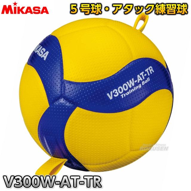ミカサ MIKASA バレーボール 5号球 アタック練習用トレーニングボール V300W-AT-TR