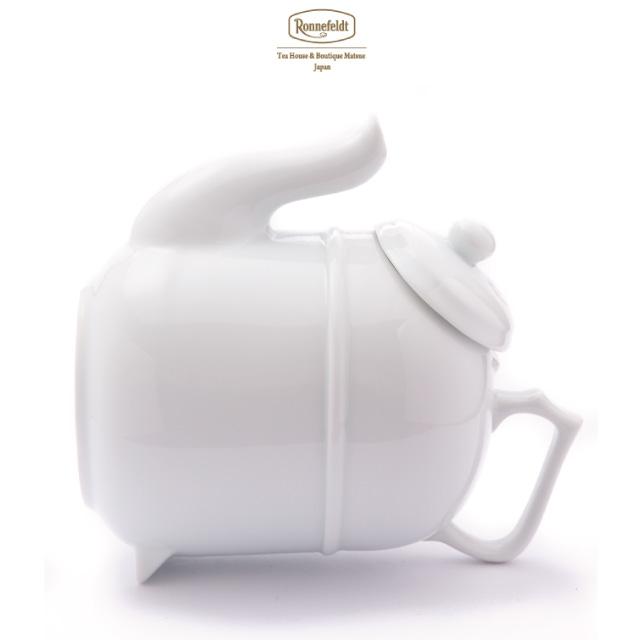 ロンネフェルト スリーピングポット<br>オリジナル ブランド ドイツ 高級 上品 ホテル 贈り物 プレゼント ギフト 素敵 ポット きれい 人気 おすすめ 御祝 結婚 新築 歴史 美しい ティータイム 茶葉 御用達 伝統 売れてる 渋くならない めずらしい