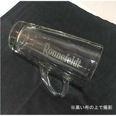 ロンネフェルト ケニアスリムマグ 320ml<br>オリジナル 耐熱 ホット アイス ブランド ロゴ ドイツ 高級 ホテル 人気 おすすめ ガラス マグカップ おしゃれ 贈り物 ギフト プレゼント スタイリッシュ マグ きれい アイスティー カップ コップ