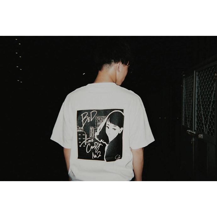 クボタカイ Tシャツ ベッドタイムキャンディー2号ver.