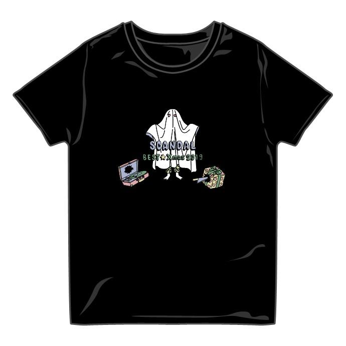 BEST★Xmas Tシャツ 2019 BLACK