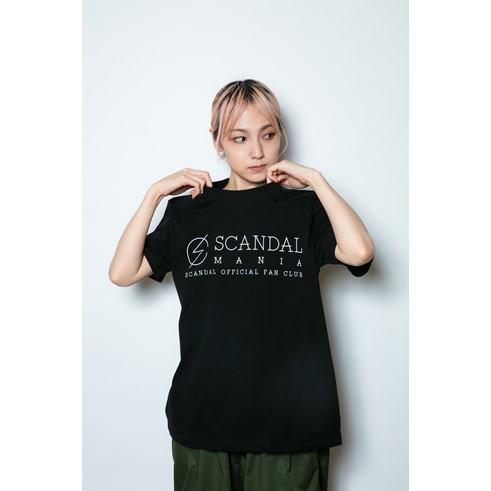 MANIA Tシャツ BLACK