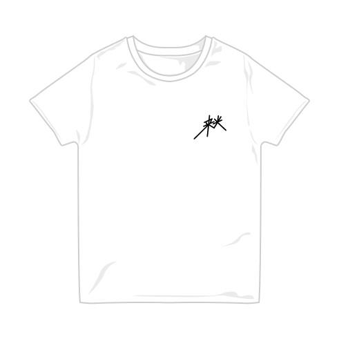 来光 Tシャツ WHITE