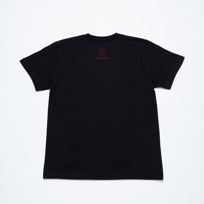 A.M.D.K.J. Tシャツ BLACK