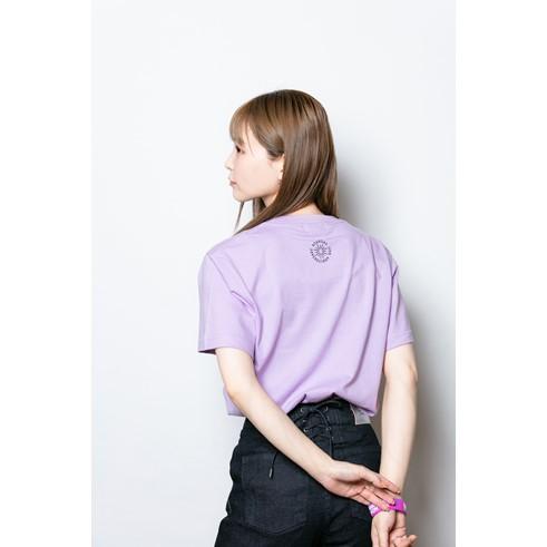 INVITATION Tシャツ PURPLE