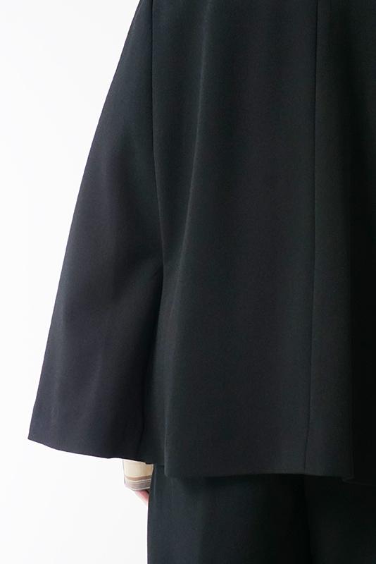 CUMIN スラッシュスリーブジャケット