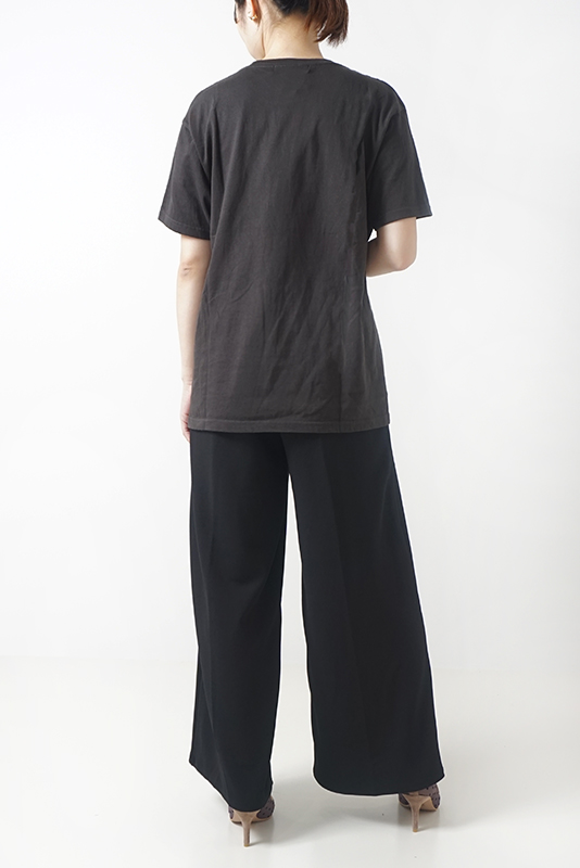BANNER BARRETT ローズプリントTシャツ