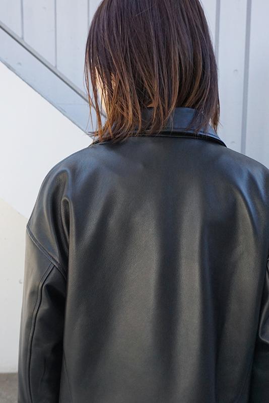 AMLILE ライダースジャケット
