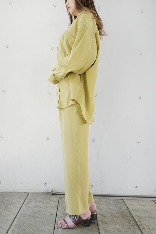 COEL IPEKERリラックスシャツ