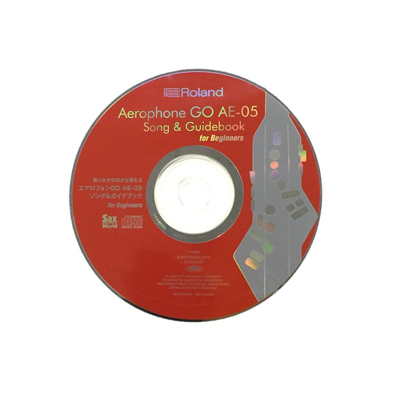 エアロフォン ソング&ガイドブック(AE-SG02)