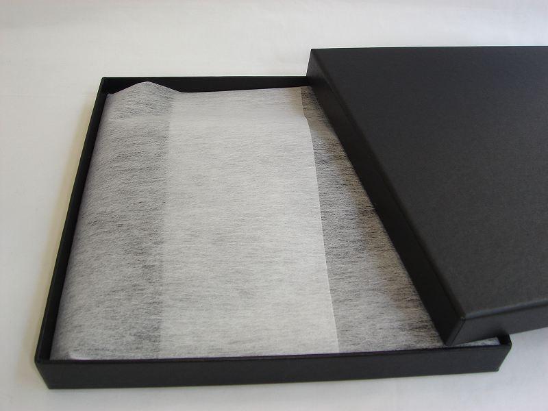 〔No.1246NE・190NE〕ネック用ブラックボックス(ネック+イヤリング・ピアス用黒・白)