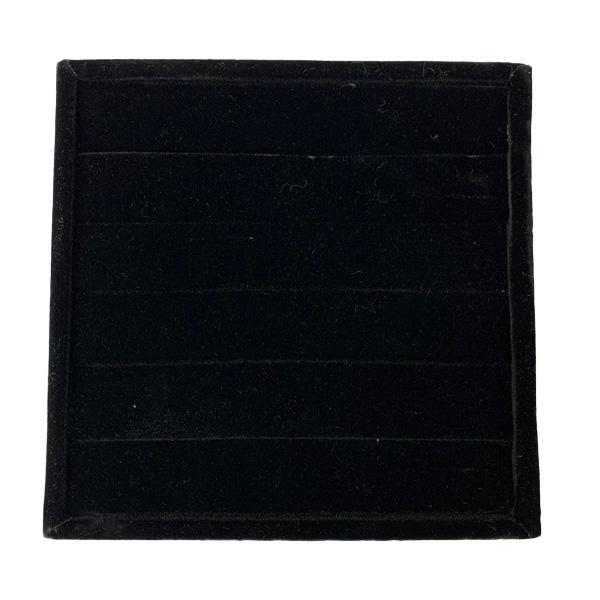 〔No10081〕ピアストレイ(白、黒、ピンク、グリーン、パープル、ベージュ) (インサイドトレイ)