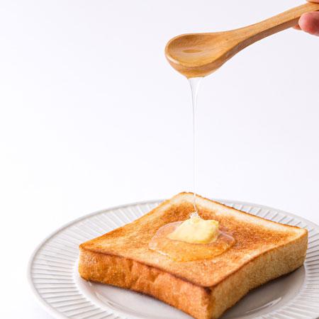 【数量限定!冷凍便】生はちみつ食パン