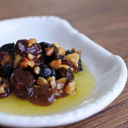 【期間限定】フルーツとナッツの蜂蜜オリーブオイル