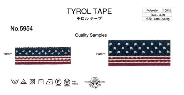 チロル テープ