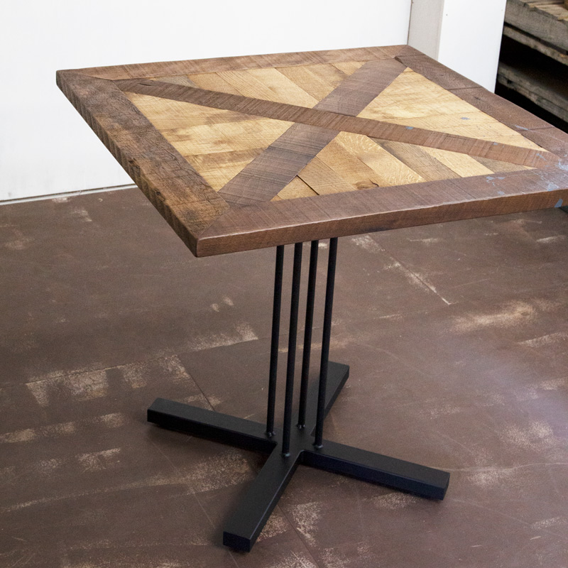 Stans Cafe Table Oak