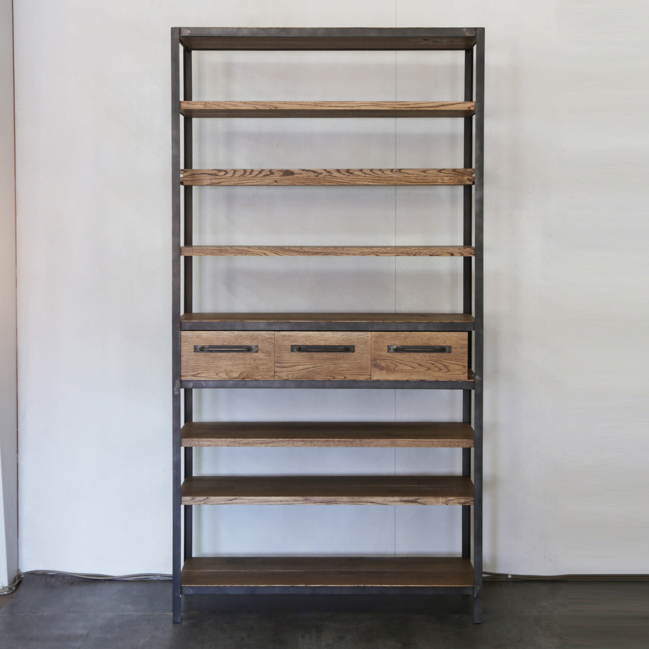 GENE Open Shelf High