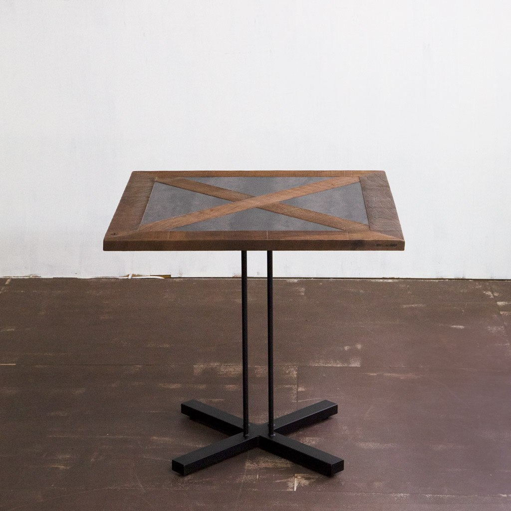 Stans Cafe Table Walnut