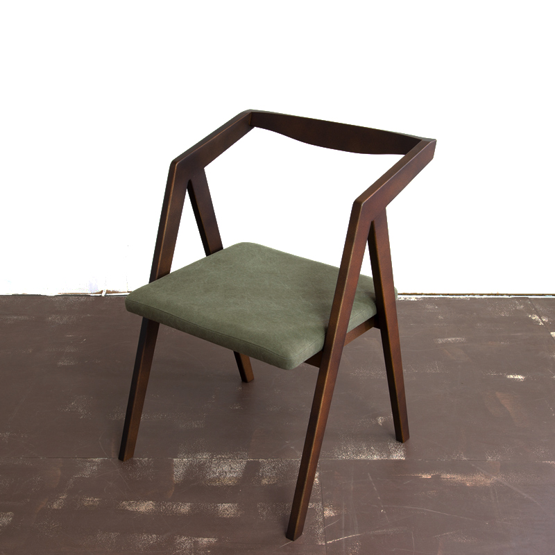 Booker.T Chair All Bronze