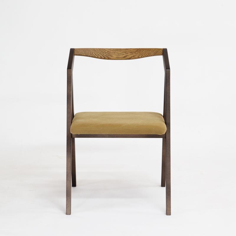 Booker.T Chair Bronze