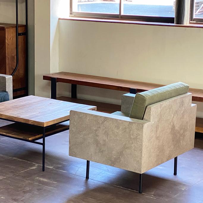 Guile Sofa Chair Canvas