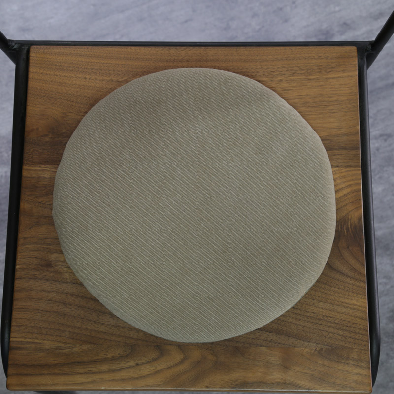Chair Pad Khaki