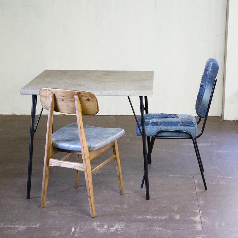 T-BONE Dining Table mortar