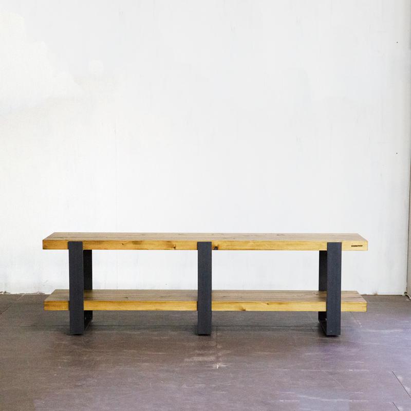 T-BONE Low Board hinoki