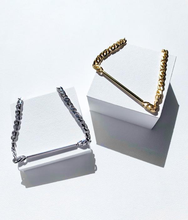 ロッドブレスレット ROZILICA/ロジリカ メンズ アクセサリー シルバー ゴールド 【セール中】