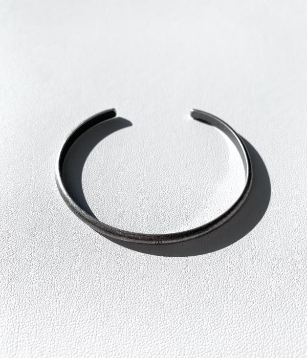 [R.] バングル アンティークシルバー ROZILICA/ロジリカ メンズ アクセサリー